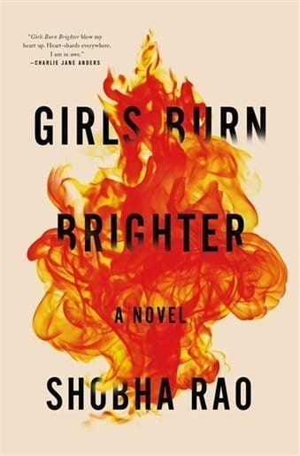 Girl Burns Brighter