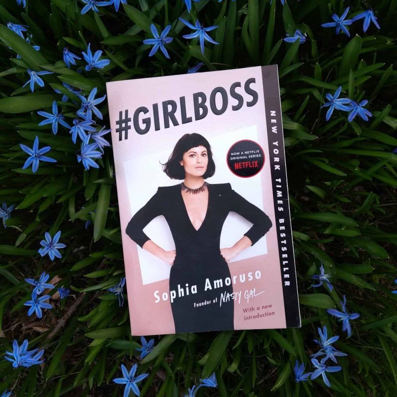 #GIRLBOSS by Sophia Amoruso - Book Review