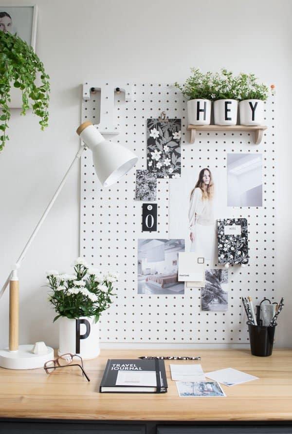 Work space lighting ideas
