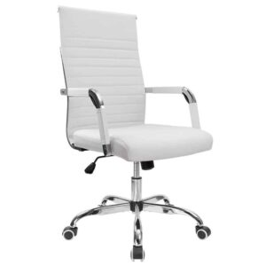 Holiday gift guide for bloggers: Furmax White Office Chair