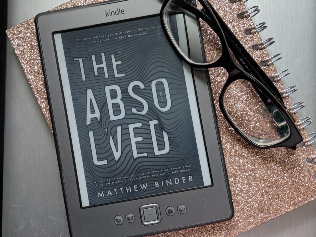 The Absolved by Matthew Binder Kindle E-Book