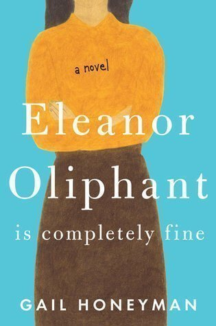 Book Cover Eleanor Oliphant is Completely Fine