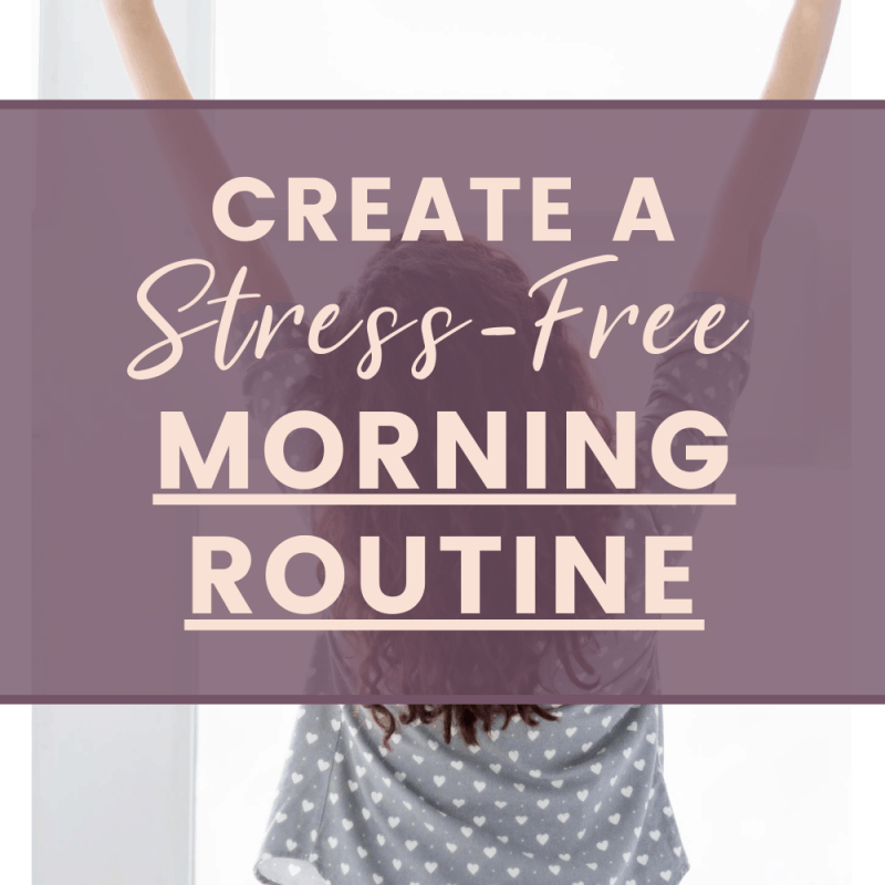HOW TO CRAFT YOUR PERFECT MORNING ROUTINE – AUTHENTIC TO YOU
